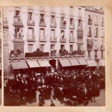 Fotografía antigua: MADRID.- LA GRESHAM CALLE ALCALÁ. Nº 38.. Lote 203971843