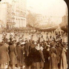 Fotografía antigua: DESFILE PRESIDENTE ROOSEVELT. WASHINGTON. H.C WHITE CO.. Lote 205559408