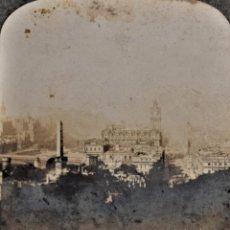 Fotografía antigua: 02211 EDIMBURGO FROM CALTON HILL, ESCOCIA AÑO 1908 - UNITED PHOTOGRAPHIC COMPANY N.Y.. Lote 207316307
