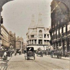 Fotografía antigua: 02035 PARADISE ST. LIVERPOOL (INGLATERRA) AÑO 1908 - UNITED PHOTOGRAPHIC COMPANY N.Y.. Lote 207317265