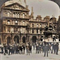 Fotografía antigua: 02034 THE EXCHANGE. LIVERPOOL (INGLATERRA) AÑO 1908 - UNITED PHOTOGRAPHIC COMPANY N.Y.. Lote 207317356