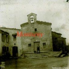 Fotografía antigua: MONTSENY - SANTA FE - 1920'S - POSITIU DE VIDRE. Lote 209651477