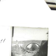 Fotografía antigua: PLACA ESTEREOSCOPICA EN POSITIVO. PARAJE A IDENTIFICAR 1920.. Lote 210156275