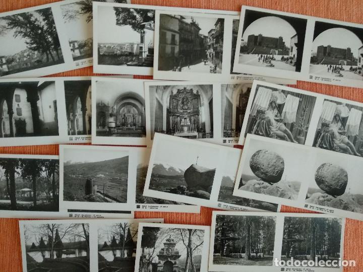 15 VISTAS ESTEREOSCÓPICAS BÉJAR SALAMANCA, 1ª SERIE. COLECCIÓN Nº151 (Fotografía Antigua - Estereoscópicas)