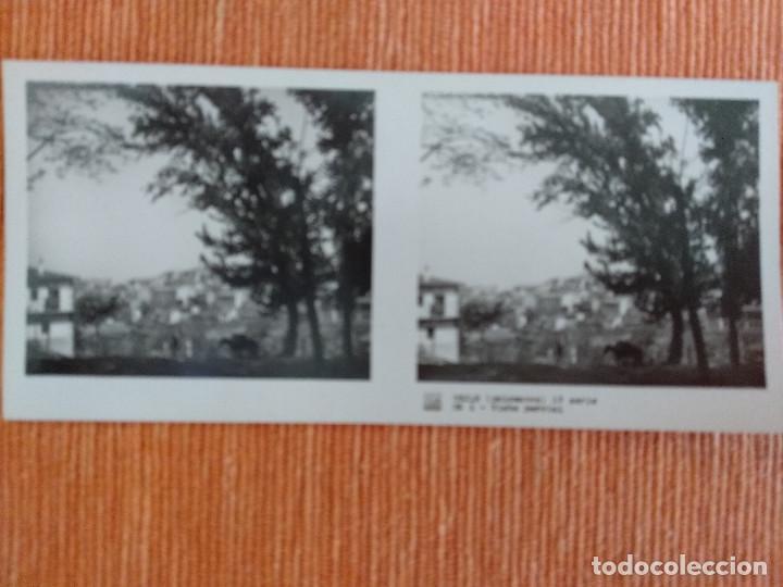 Fotografía antigua: 15 VISTAS ESTEREOSCÓPICAS BÉJAR SALAMANCA, 1ª SERIE. Colección nº151 - Foto 2 - 210594221