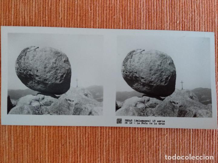 Fotografía antigua: 15 VISTAS ESTEREOSCÓPICAS BÉJAR SALAMANCA, 1ª SERIE. Colección nº151 - Foto 13 - 210594221