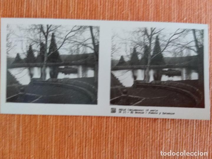 Fotografía antigua: 15 VISTAS ESTEREOSCÓPICAS BÉJAR SALAMANCA, 1ª SERIE. Colección nº151 - Foto 14 - 210594221