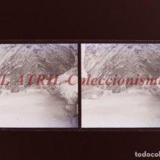 Fotografía antigua: PALMA DE MALLORCA - VISTA ESTEREOSCOPICA CRISTAL NEGATIVO - AÑOS 1930-40. Lote 213612587