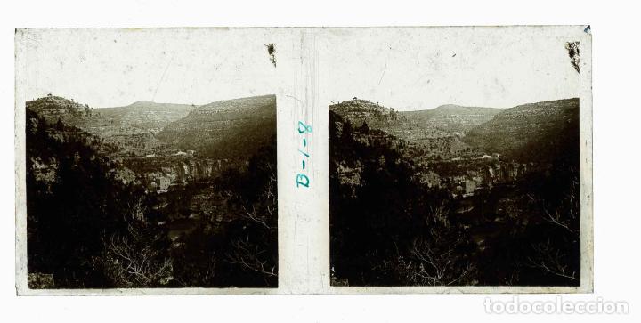 Fotografía antigua: Barcelona. San Miquel del Fai. Paiseje. c. 1925 - Foto 2 - 217738322