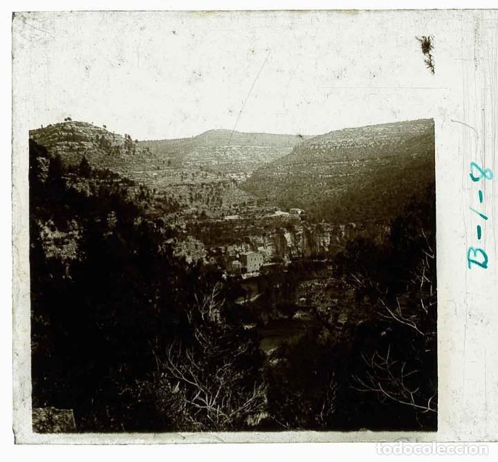 BARCELONA. SAN MIQUEL DEL FAI. PAISEJE. C. 1925 (Fotografía Antigua - Estereoscópicas)