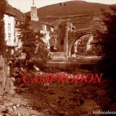 Fotografía antigua: CAMPRODON - 1940'S - NEGTIVO DE ACETATO. Lote 218439182