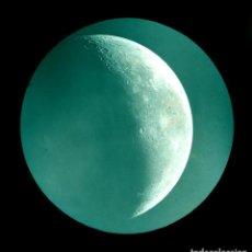 Fotografía antigua: ASTRONOMIA - ASTRONOMY - LINTERNA MAGICA - CAJA CON 50 CRISTALES - SLIDES - 1900 - 1920. Lote 218798628
