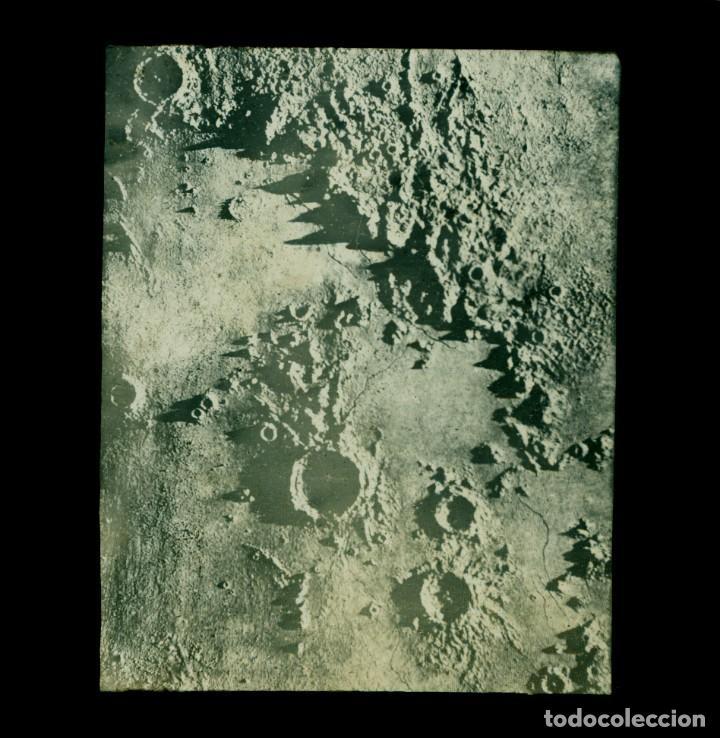 Fotografía antigua: ASTRONOMIA - ASTRONOMY - LINTERNA MAGICA - CAJA CON 50 CRISTALES - SLIDES - 1900 - 1920 - Foto 5 - 218798628