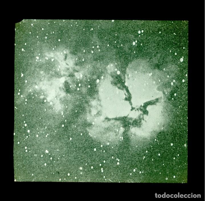 Fotografía antigua: ASTRONOMIA - ASTRONOMY - LINTERNA MAGICA - CAJA CON 50 CRISTALES - SLIDES - 1900 - 1920 - Foto 14 - 218798628