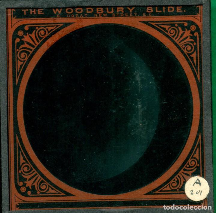 Fotografía antigua: ASTRONOMIA - ASTRONOMY - LINTERNA MAGICA - CAJA CON 50 CRISTALES - SLIDES - 1900 - 1920 - Foto 21 - 218798628