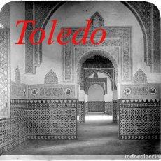 Fotografía antigua: TOLEDO - 1930'S - NEGATIVO DE VIDRIO. Lote 219159123