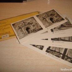 Fotografía antigua: VISTAS ESTEREOSCOPICAS DE ESPAÑA, COLECCION 69 15 VISTAS SANTAS CREUS ( TARRAGONA)2ª SERIE. Lote 219341150