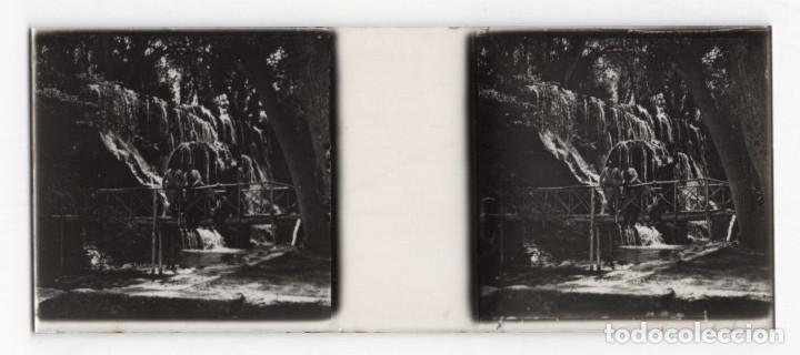 Fotografía antigua: ZARAGOZA.- MONASTERIOR DE PIEDRA. VISTAS. AGUSTINA DE ARAGÓN. EL CANAL IMPERIAL. 14 CRISTALES. - Foto 6 - 219705918