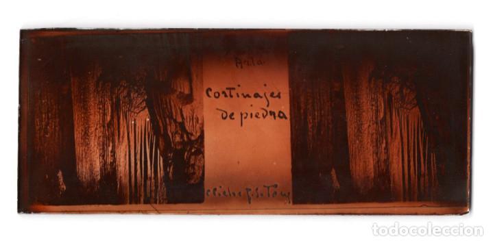 Fotografía antigua: MALLORCA.- CUEVAS DEL DRACH. 12 CRISTALES. - Foto 6 - 219710111