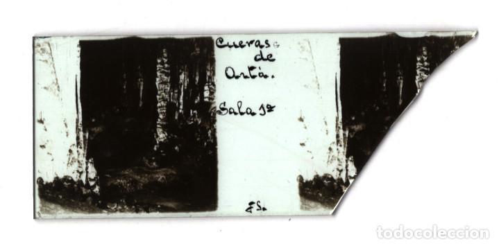 Fotografía antigua: MALLORCA.- CUEVAS DEL DRACH. 12 CRISTALES. - Foto 10 - 219710111
