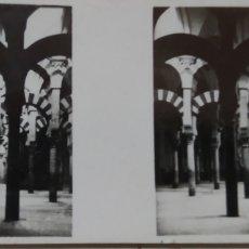 Fotografía antigua: ANTIGUA FOTOS ESTEREOSCÓPICAS DE LAS GALLETAS Y CHOCOLATES SOLSONA.CORDOBA SERIE I N 19. Lote 222401195