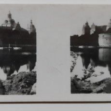 Fotografía antigua: ANTIGUA FOTOS ESTEREOSCÓPICAS DE LAS GALLETAS Y CHOCOLATES SOLSONA. SUECIA SERIE I N 244. Lote 222401628