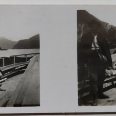 Fotografía antigua: ANTIGUA FOTOS ESTEREOSCÓPICAS DE LAS GALLETAS Y CHOCOLATES SOLSONA. RUMANÍA SERIE I N 240. Lote 222401675