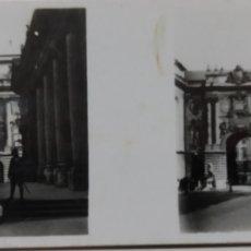Fotografía antigua: ANTIGUA FOTOS ESTEREOSCÓPICAS DE LAS GALLETAS Y CHOCOLATES SOLSONA.HUNGRIA SERIE I N33. Lote 222402162