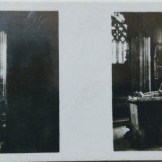 Fotografía antigua: ANTIGUA FOTOS ESTEREOSCÓPICAS DE LAS GALLETAS Y CHOCOLATES SOLSONA. SERIE I N 224. Lote 222402185