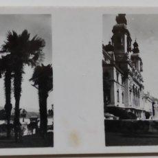 Fotografía antigua: ANTIGUA FOTOS ESTEREOSCÓPICAS DE LAS GALLETAS Y CHOCOLATES SOLSONA.MONACO SERIE I N 32. Lote 222402322