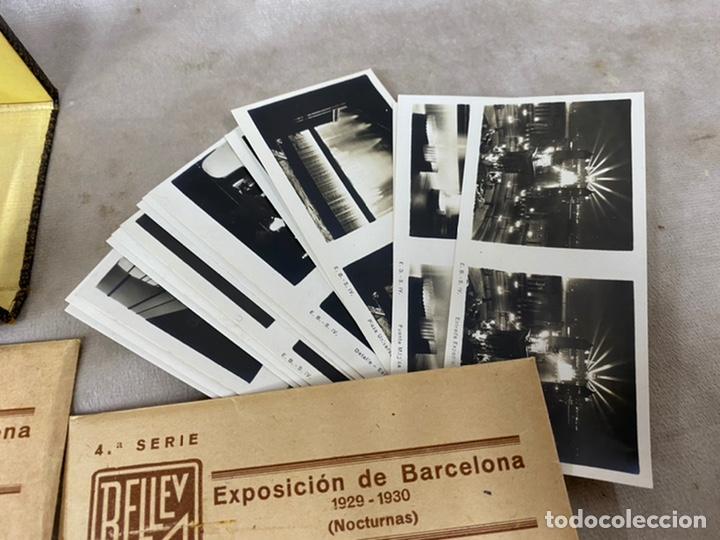 Fotografía antigua: Coleccion vistas estereoscopicas exposicion de barcelona 13x6 - Foto 2 - 226126751