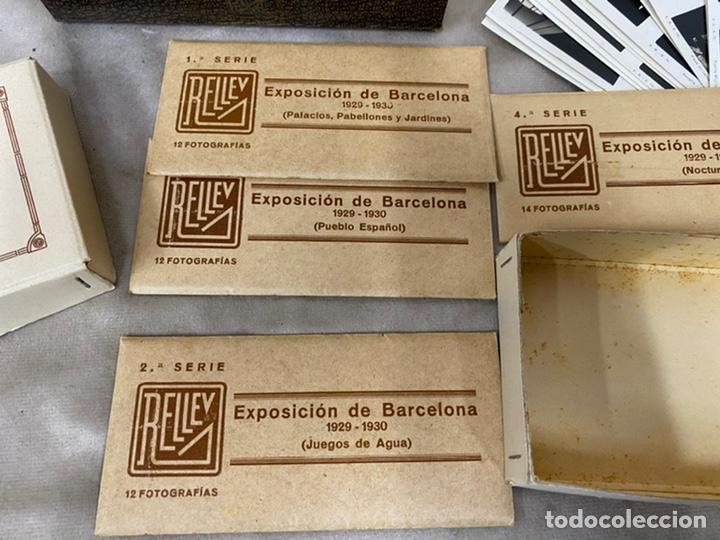 Fotografía antigua: Coleccion vistas estereoscopicas exposicion de barcelona 13x6 - Foto 4 - 226126751