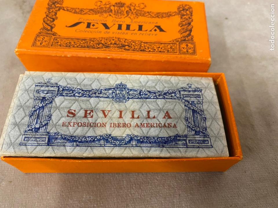 Fotografía antigua: Exposicion Iberoamericana. Sevilla coleccion vistas estereoscopicas - Foto 2 - 226127828