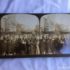 Fotografía antigua: THE INAUGURATION OF PRESIDENT ROOSELVELT PERFEC H. C. WHITE CO 1903. Lote 226584965