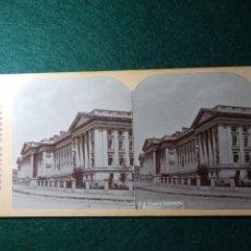 Fotografía antigua: U. S. TRESSURY DEPARTMENT. WASHINGTON. Lote 230243365