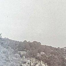 Fotografía antigua: PLACA ESTEREOSCÓPICA CRISTAL EN NEGATIVO ZONA DE SALAMANCA 1920/30. FOTÓGRAFO ANSEDE SALAMANCA. Lote 230309500