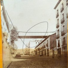 Photographie ancienne: MADRID VIADUCTO CALLE SEGOVIA. Lote 235418470