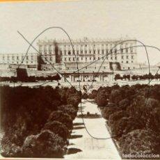 Fotografía antigua: MADRID PALACIO REAL. Lote 235418595