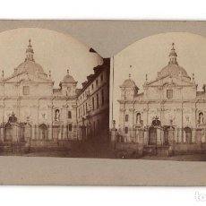 Fotografía antigua: MADRID.- CONVENTO DE LAS SALESAS REALES. J. LAURENT.. Lote 235487250