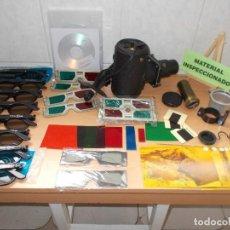Fotografía antigua: ENVIO CON TC 5€ GRAN LOTE DE STEREOSCOPIA FOTOS,GAFAS 3D,ETC + PROYECTOR MUY ANTIGUO,VER DETALLES.... Lote 243801410