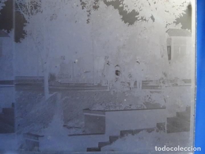 Fotografía antigua: 17 CRISTALES NEGATIVOS - POSITIVOS FOTOS ESTEREOSCOPICAS PRINCIPIO SIGLO XX.BARCELONA. - Foto 7 - 244688525