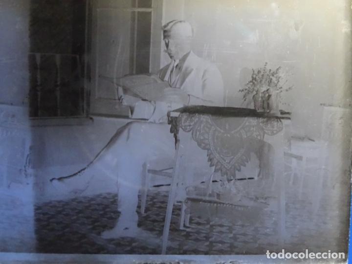 Fotografía antigua: 17 CRISTALES NEGATIVOS - POSITIVOS FOTOS ESTEREOSCOPICAS PRINCIPIO SIGLO XX.BARCELONA. - Foto 10 - 244688525