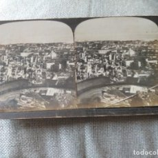Photographie ancienne: MESSINA, 1909. Lote 245934410