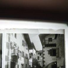 Fotografía antigua: PLACA ESTEREOSCÓPICA CRISTAL EN POSITIVO NAVARRA O GUIPÚZCOA SOBRE 1930.. Lote 251420710