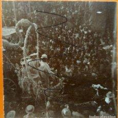 Fotografía antigua: VALENCIA 1903 EL COSO BLANCO. Lote 254191570