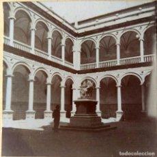 Fotografía antigua: VALENCIA PATIO DEL PATRIARCA. Lote 257310115