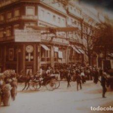 Fotografía antigua: FRANCIA PARIS LE JOURNAL LE MATIN CRISTAL ESTEREOSCOPICO AÑOS 1900 -MIRA OTROS EN VENTA. Lote 261880945