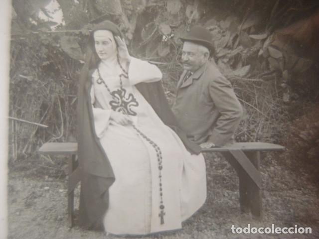 EROTICA PICARA CRISTAL ESTEREOSCOPICO AÑOS 1900 -MIRA OTROS EN VENTA (Fotografía Antigua - Estereoscópicas)