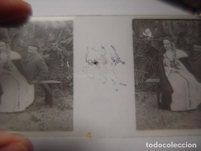 Fotografía antigua: EROTICA PICARA CRISTAL ESTEREOSCOPICO AÑOS 1900 -MIRA OTROS EN VENTA - Foto 2 - 261881065