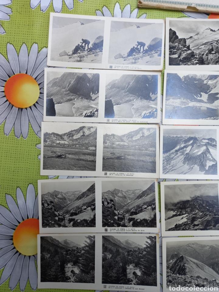Fotografía antigua: VISTAS ESTEREOSCOPICAS DE ESPAÑA PIRINEOS DE HUESCA (1SERIE) 15 FOTOS RELLEV EN BUEN ESTADO - Foto 2 - 268741774